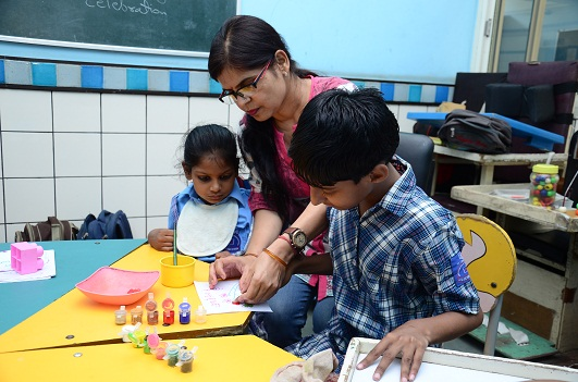 School for Differently Abled Children
