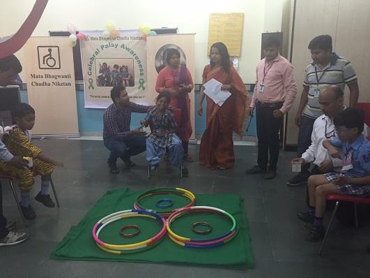 school for cerebral palsy in India