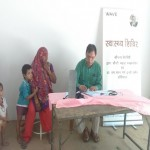 Healthn Check-up Camp in Gujjar Garhi