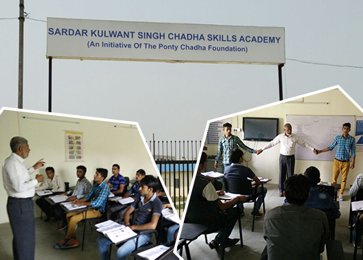 Skill Academy in India