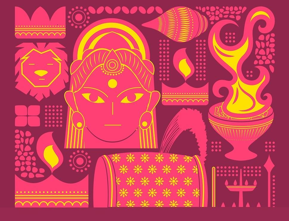Goddess Durga Symbol of Women Empowerment in India