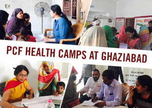 HEALTH CAMP - APRIL