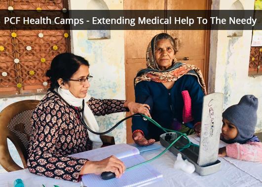 pcf health camp