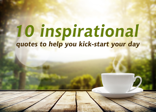 Inspirational Quotes 1