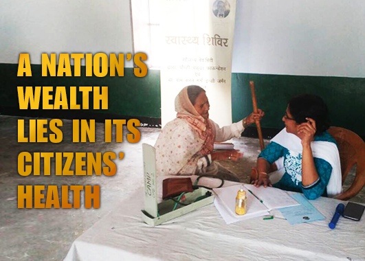 PCF June health camp