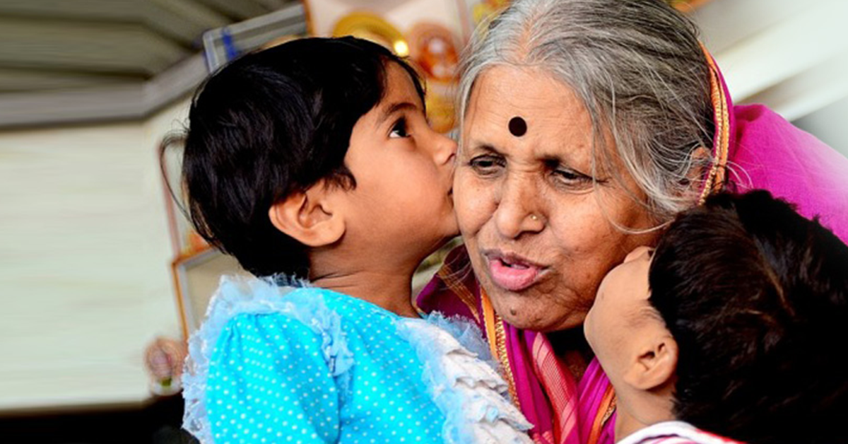 Sindhutai Sapkal AKA Mother of Orphans