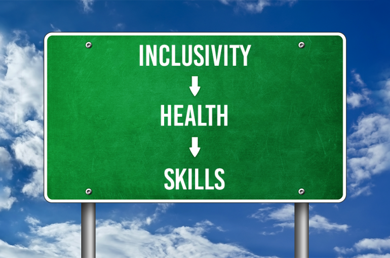 Inclusive and Skilled world
