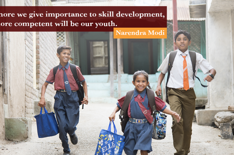 uplift the rural youth of India